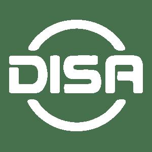 DISA logo. NBW Inc.