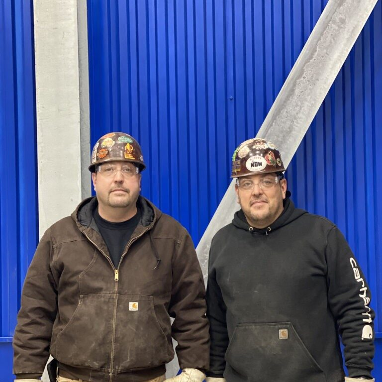 Two NBW workers.